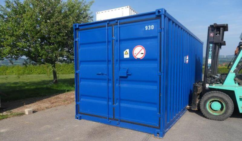 Container Wittig Container